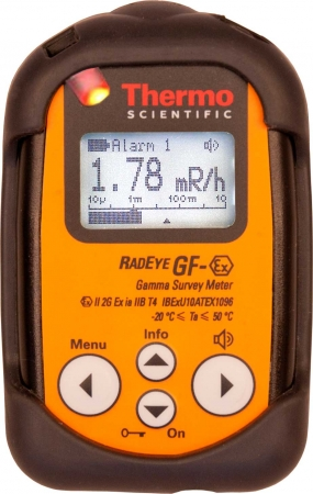 Radeye Gf Ex Personal Radiation Detector Occupational
