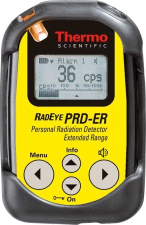 Radeye Prd Er Personal Radiation Detector Occupational