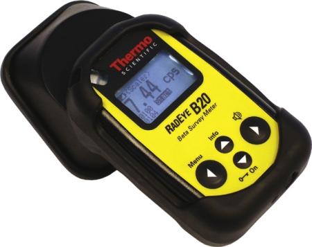 A For Alpha B For Beta >> RadEye™ B20 Multi-Purpose Survey Meter | Occupational Services, Inc. - OSI